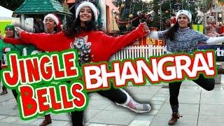 JINGLE BELLS BHANGRA!