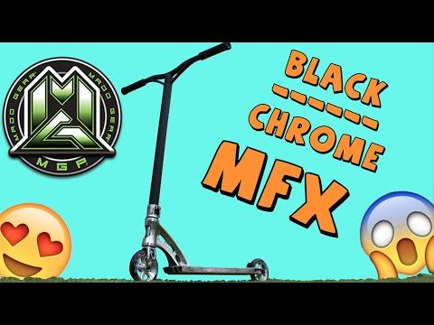 MGP MFX CUSTOM SCOOTER BUILD!!!