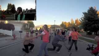 Parker and Nichole's LIP-DUB Marriage Proposal (Jason Derulo -
