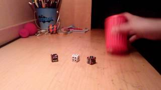How to dice stack
