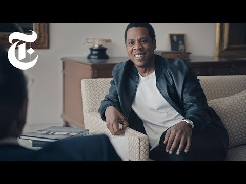 Jay Z and Dean Baquet in Conversation