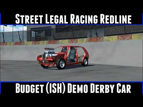 Street Legal Racing Redline Budget Ish Demo Derby Car