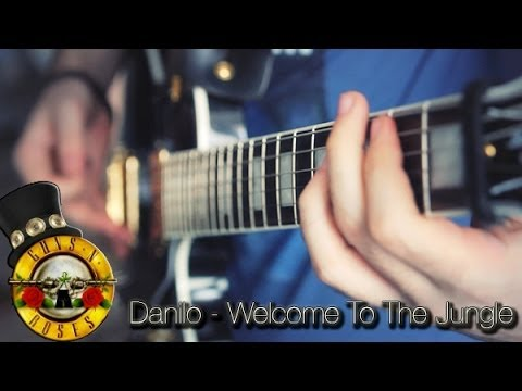 Welcome To The Jungle - Full Instrumental Cover HD