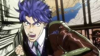 JoJo part 1 OP but every time Tominaga says JoJo it's actually Dio