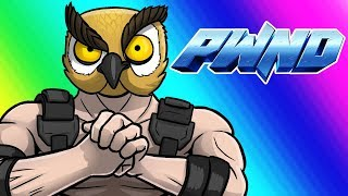 PWND Funny Moments - Point Stack Battle & Impromptu Hiding Tactics!