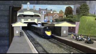 Hornby Railways High Speed Train - The Javelin