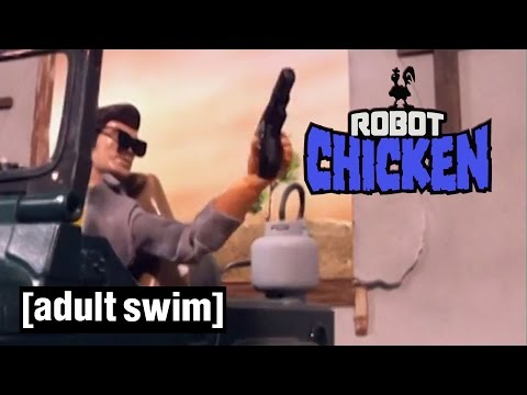 The Best of Grand Theft Auto Robot Chicken Adult Swim