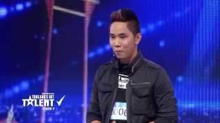 Thailand's Got Talent Season 5 EP4 6/6