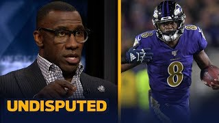Jets should be cautious about blitzing Lamar Jackson — Shannon Sharpe | NFL | UNDISPUTED