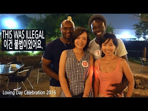 WE COULD HAVE BEEN ARRESTED BECAUSE IT WAS ILLEGAL. Loving Day 2016 USA Road Trip#10