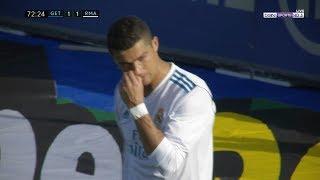 اهداف ريال مدريد  و خيتافي 2-1 {شاشة كاملة} الدوري الاسباني 720p