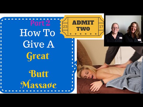 How To Give A Sensual Massage Part 2