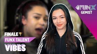Sarita Lorena - Denk Maar Niet | FINALE | FunX Talent Vibes x Architrackz
