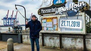 Donnie spaziert! Von Ottensen zum Museumshafen Hamburg | MoinMoin mit Donnie