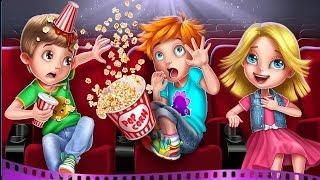 Kids Movie Night / ran ho mang Đồ Chơi / learn colors songs nursery rhymes