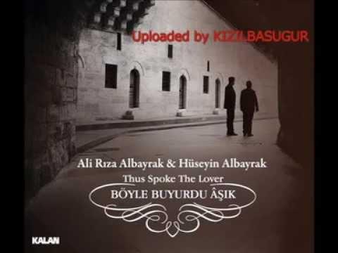 Hüseyin & Ali Rıza Albayrak Aşk Meyi Böyle Buyurdu Aşık 2013 Albüm