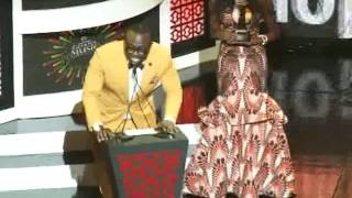 Sarkodie picks up Award 2017 VGMA