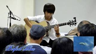 Perfect Blue - Sungha Jung Live in Japan 2010     No.4