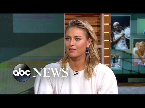 Maria Sharapova describes US Open return as 'incredible moment'