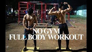 Full Body Workout, no Gym no Equipment