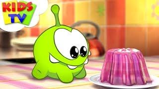 Favorite Food | Om Nom Stories | Episode 3 | Cartoons For Babies by Kids TV