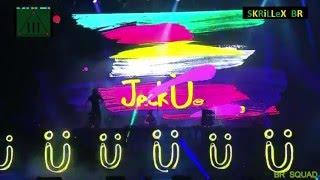 Skrillex & Diplo (feat. Kai) – Mind (Jack Ü Live in Lollapalooza Brazil 2016)