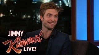 Robert Pattinson on New Movie Good Time