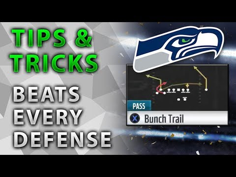 Madden 18 Tips And Tutorials The Best Passing Play In The Game Madden 18 Gameplay