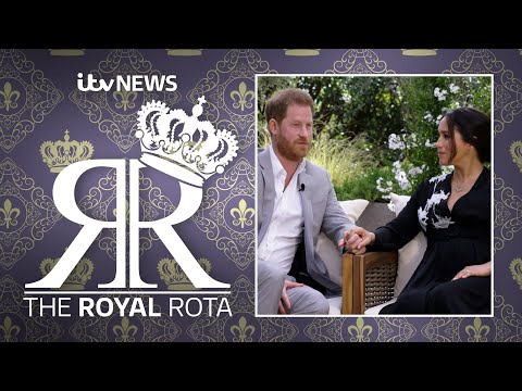 Our royal team on the fallout from Harry and Meghan s explosive interview with Oprah ITV News
