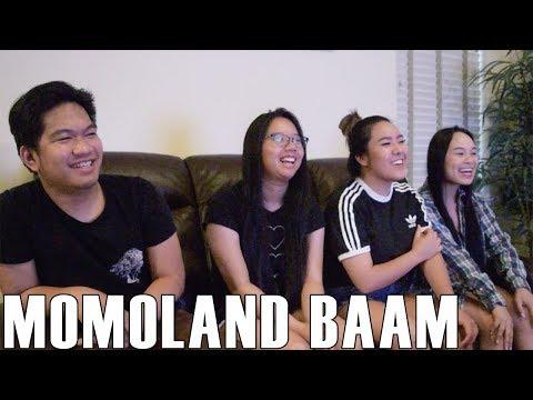 Momoland (모모랜드) - BAAM (Reaction Video)