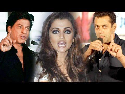 Celebs Who FOUGHT & Lost Their TEMPER In Public   Salman Khan, Aishwarya Rai, Shahrukh Khan