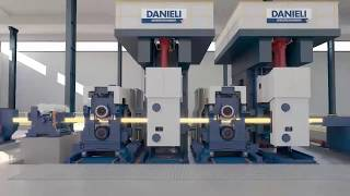 Rolling mill project - Acciaierie di Verona