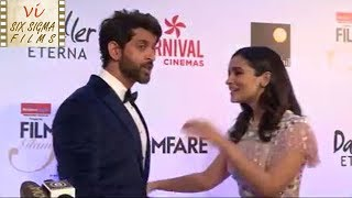 Hrithik Roshan Gets IRRITATED With Alia Bhatt At A Public Event | Six Sigma Films