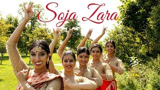 Kanha Soja Zara Baahubali 2 Dance | Indian Classical Bollywood Choreography by Shereen Ladha