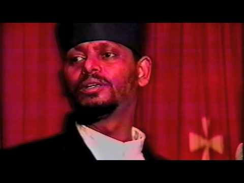 Ethiopian Orthodox Mezmur Amalagenet Part 1 of 11