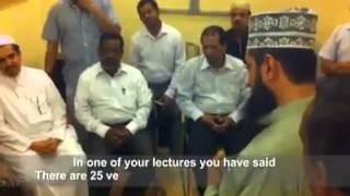 Dr Zakir Nike Vs Sunni Scholors Barelvi
