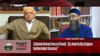 Cübbeli Ahmet Hoca Kutlu Doğum Haftası Fetö Projesi mi? - TGRT Haber Yayını