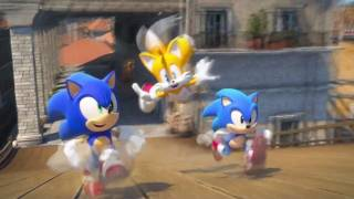 Sonic Generations '2 Sonic's Trailer' TRUE-HD QUALITY