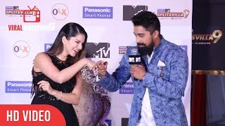 What's New And Special In MTV Splitsvilla 9 Season - Sunny Leone and Ranvijay Singh