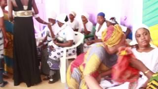Waziri Nape akiwasili katika msiba wa Msanii Ndanda Kosovo