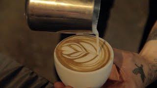 Latte Art Throwdown at Vertigo Coffee | Latte Art, Coffee, Gold Chains
