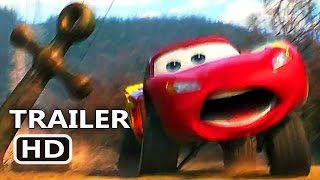 """CARS 3 """"Defeat Your Enemy"""" Trailer (2017) Pixаr Animation Movie HD"""