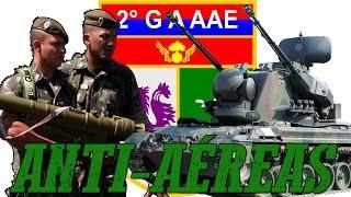 Artilharia AntiAérea das Forças Armadas - Tudo Sobre