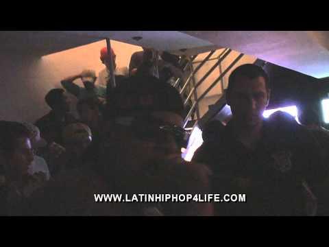 Alex Fatt y El Prieto Flow Mafia en Vivo Show en Barquisimeto Venezuela