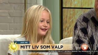 Ruth om sin nya hund: