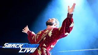 Bobby Roode vs. Aiden English: SmackDown LIVE, Aug. 22, 2017