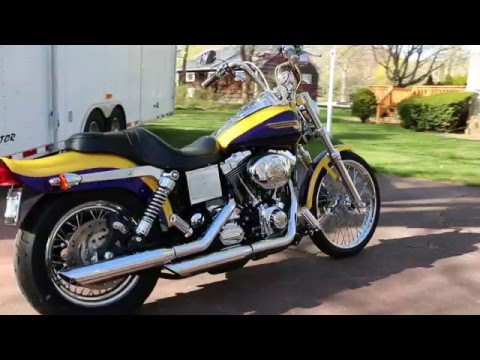 2004 Harley Davidson FXDWGI Dyna Wide Glide For Sale Screaming Eagle Tribute 11 000 In EXTRAS