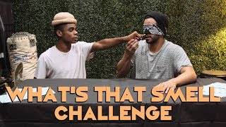 What's That Smell Challenge | David López