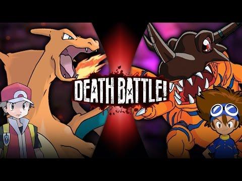 Pokémon VS Digimon DEATH BATTLE