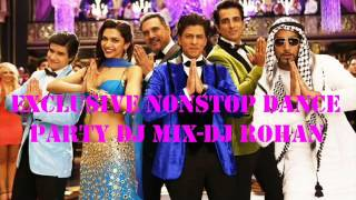 images Bollywood Non Stop Dance Party Mix Vol 1 By Dj Rohan Exclusive
